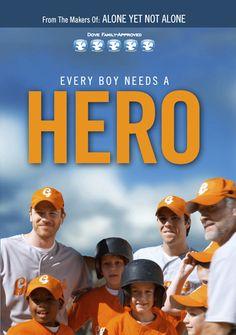 Checkout the movie 'Hero' on Christian Film Database: http://www.christianfilmdatabase.com/review/hero/