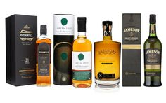 For St Patrick's Day, forget the famous stout and broaden your horizons with   some wonderful Irish whiskeys, say Thinking Drinkers Ben McFarland   and Tom Sandham