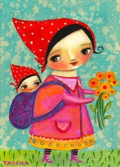 Mama Babushka and Baby 2009 | Flickr - Photo Sharing!
