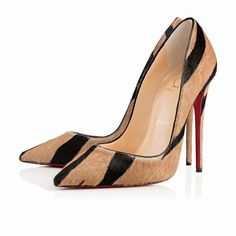 Louboutin for Men and Women: Walk On The Wild Side With Animal Prints