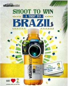 #WorldCup Vitamin Water PD