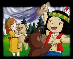 (Seton Animal Chronicle: Bearcub Jacky) ---- (original title: Seton Dôbutsuki Kuma no ko Jacky)