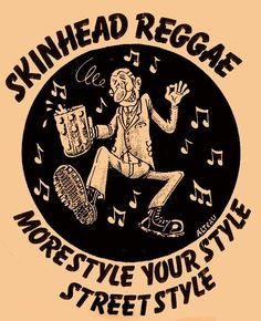 Skinhead Boots, Skinhead Fashion, Reggae Art, Reggae Music, Alternative Hip Hop, Skinhead Reggae, Scary Tales, Arte Hip Hop, Rude Boy