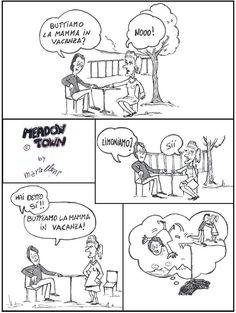 """""""Impiegato per hobby"""" di Enrico Martelloni - Pubblicità Progresso 2 (la vendetta)"""