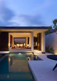 Pool villa, Alila Villas Uluwatu, Bali #hotel