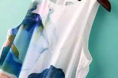 Resultado de imagen para patrones de blusas printers