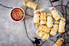 Griezelig heerlijk eten voor Halloween!