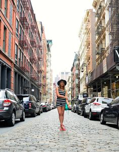 Soho New York, #soytendencia #nyfw15 Soho, Balenciaga, Nyc, Street View, New York, Outfits, Style, Trends, Swag