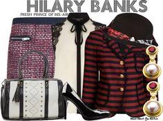 Hilary Fresh Prince Outfits