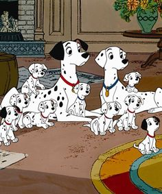 """And my nose is froze. And my ears are froze. And my toes are froze. """" 101 Dalmatians One of the best Disney villains ever - Cruella De Vil. Disney Animation, Disney Pixar, Disney Movie Trivia, Film Disney, Disney Dogs, Disney Movies, Disney Villains, Cinema Art, Classic Disney Characters"""