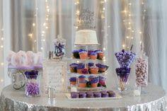 Pretty in Purple - Styled Shoot at NOAH'S of Omaha, Nebraska | Photos Courtesy…