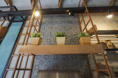 Zervas Bakery Grevena #interior #design #EpilisisStudio #store #bakery