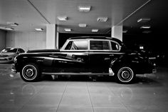 1954 Mercedes-Benz 300-Series Adenauer