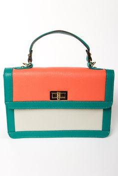 Colorblock Pocketbook...neeeed
