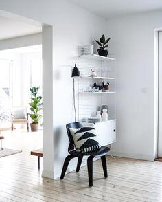 ferm LIVING Kelim Cushion: http://www.fermliving.com/webshop/shop/cushions/kelim-cushion-black-triangles.aspx