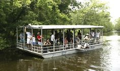 (for Matt/Rebecca) Purchased on Groupon - Swamp Boat Tour  for One, Two, Four, or Six from Cajun Pride Tours (Up to 50% Off) in La Place. Groupon deal price: $12