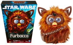 This Furby Star Wars Furbacca is pretty AWESOME!