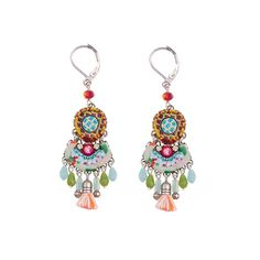 Ayala Bar Hip Collection Spring Summer 2017  Florence Delight Earrings