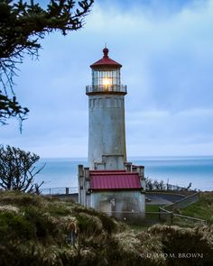 The North Head Light, Cape Disappointment, Ilwaco, WA.  If you like this photo please share it. And follow me on Facebook at: http://www.facebook.com/AventineImages  More Aventine Images at: Twitter: https://twitter.com/AventineImages Flicker: http://www.flickr.com/photos/aventineimages/ DeviantArt: http://aventine-images.deviantart.com/
