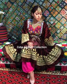 Wow this gorgeous vintage dress won't last too long! Old is gold! All handmade embroidery and beading work! Balochi Dress, Dress Outfits, Fashion Dresses, Afghan Wedding Dress, Wedding Dresses, Afghani Clothes, Afghan Girl, Wedding Henna, Afghan Dresses