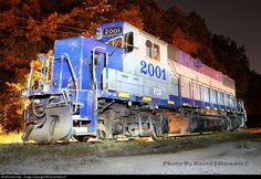RailPictures.Net Photo: FCR 2001 Fulton County Railroad EMD GP38-2 at Atlanta , Georgia by David Stewart