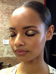We can't wait to recreate this beauty look from Jason Wu's Spring 2014 runway show.