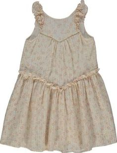 Louis Louise Lurex Gina flowers dress Peach `2 years,6 Fabrics : Cotton voile, Lurex Details : Flared cut, Round neckline, fringed sleeves, Button at the back, Scoop neck at the back, Lining Composition : 100% Cotton http://www.comparestoreprices.co.uk/january-2017-7/louis-louise-lurex-gina-flowers-dress-peach-2-years-6.asp
