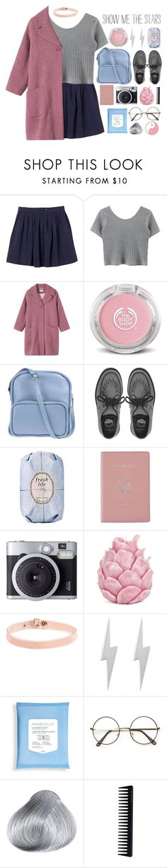 """Happy birthday, Harry Potter"" by blood-under-the-skin ❤ liked on Polyvore featuring Monki, Toast, Jil Sander Navy, Underground, Fresh, Royce Leather, Fujifilm, Zara Home, Edge Only and ZeroUV"