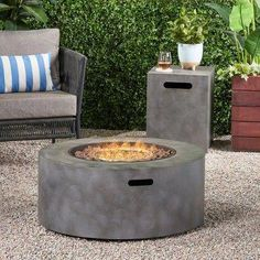 "Check out our internet site for more information on ""fire pit furniture ideas"". It is an outstanding spot for more information. Gas Fire Pit Table, Diy Fire Pit, Fire Pit Backyard, Fire Pit Dimensions, Fire Pit Wayfair, Fire Pit Video, Natural Gas Fire Pit, Concrete Fire Pits, Concrete Bowl"