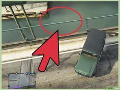 Cómo bucear y nadar en GTA V