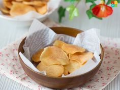 Arrowhead Chips Recipe
