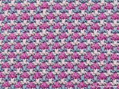 DIY Anleitung: Ob Dreiecksmuster, Doppelbogenmuster oder Pünktchenmuster: Wir präsentieren Dir sechs unterschiedliche Strickmuster zum selberstricken // diy tutorial: knitting patterns via DaWanda.com
