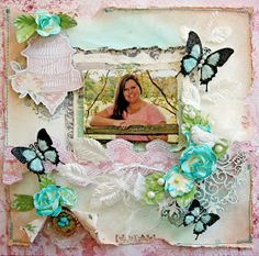 Scraps of Darkness and Scraps of Elegance: More projects from Renea!