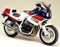 HONDA CBR400F FORMULA3 1985