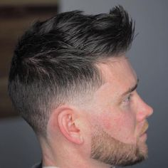 My Gallery 45 Best Short Haircuts For Men 2020 Guide Best Short Haircut Styles For Men 2019 Update L Short Fade Haircut, Taper Fade Haircut, Short Haircut Styles, Best Short Haircuts, Short Hair Cuts, Haircut Men, Popular Haircuts, Short Styles, Cool Mens Haircuts