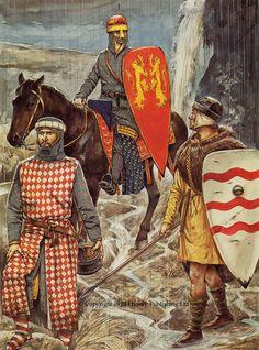 English Crusaders