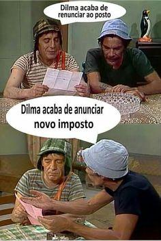 Chaves: Dilma acaba de renunciar ao posto