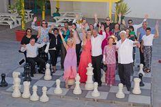 Pierre & Anita Wedding - Lets play some Chess
