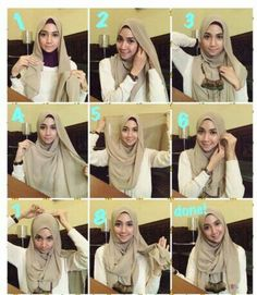 Tutoriel Hijab pour collier ! #quick #easy #hijab #tutorial #tuto #tutoriel #hijab #inspiration #howto #wear #veil #muslimwear #modestfashion #muslimveil #beautiful #DIY #scarf #jilbab #abaya #snood #hijabi #hijabista #mode #musulmane #voile #comment #mettre #almoultazimoun