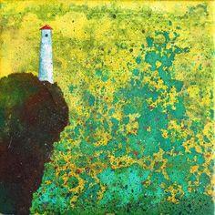 Light-house #art #annabies #annasagok #mixedmedia #painting House Art, Light House, Medium Art, Mixed Media Art, Abstract Art, Anna, Artsy, Paintings, Instagram Posts
