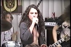 WATCH: Rare Footage Of Soundgarden Performing In A Record Store In 1989