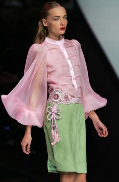 Valentino love these colors <3