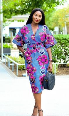 """Most of us pick African Ankara designs that offer us with freedom and comfort to discharge duty around. Ankara styles for weekends arrive in many patterns and designs. It is your marginal to create… More Photos Comments "" Short African Dresses, Ankara Short Gown Styles, Latest African Fashion Dresses, African Print Dresses, African Print Fashion, Africa Fashion, African Dress Designs, Ankara Styles For Women, Nigerian Fashion"