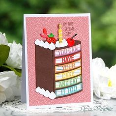 Card Kit, Card Tags, Masculine Birthday Cards, Spellbinders Cards, Card Making Inspiration, Birthday Celebration, Special Day, December, Card Holder