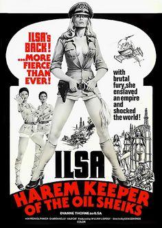 Ilsa, Harem Keeper of the Oil Sheiks / イルザ アラブ女収容所 悪魔のハーレム (1976)