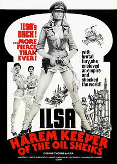 Ilsa, Harem Keeper of the Oil Sheiks / イルザ アラブ女収容所 悪魔のハーレム (1976)