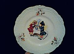 Buster Brown Collector Plate