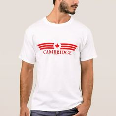 CAMBRIDGE T-Shirt - college tshirts unique stylish cool awesome t-shirt shirt tee