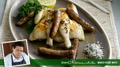 Marco on Pinterest | Marco Pierre White, Recipe Videos and Sea Bass