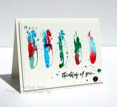 CC597 Guest Designer Sample- Cindy's card